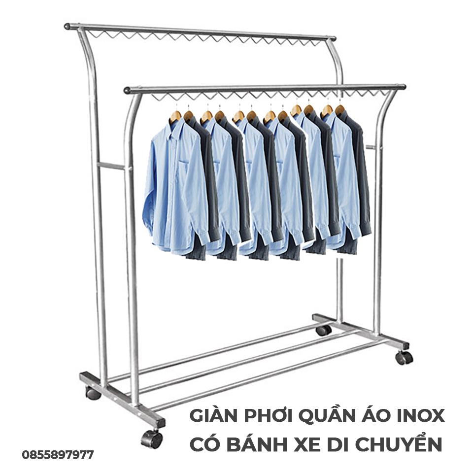 Giá phơi quần áo Xuân Hòa ZA-09-01-1A
