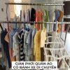 Giá phơi quần áo Xuân Hòa ZA-09-01-3a