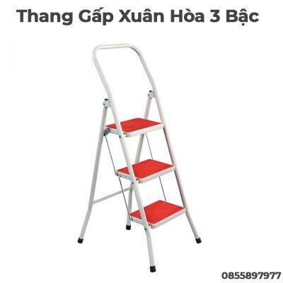 Thang Gấp Xuân Hòa 3 Bậc TH-01-03-1