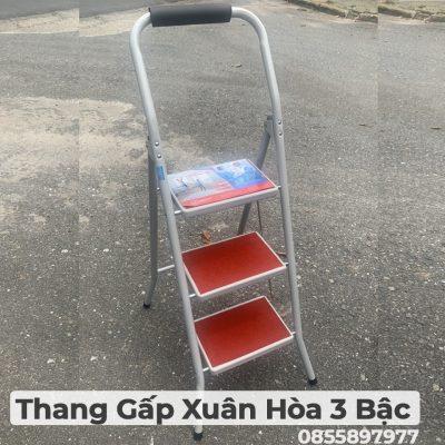 Thang Gấp Xuân Hòa 3 Bậc TH-01-03-2