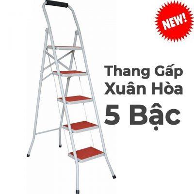 Thang Gấp Xuân Hòa 5 Bậc TH-01-05-1