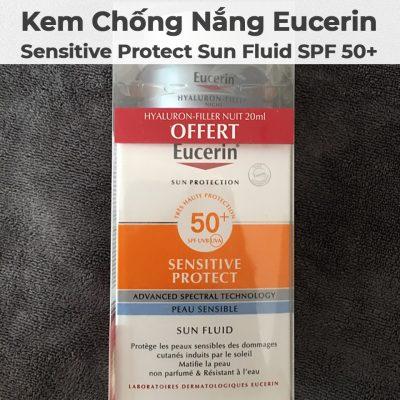 Kem Chống Nắng Eucerin Sensitive Protect Sun Fluid SPF 50-2