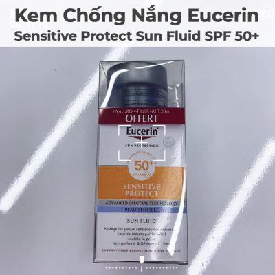 Kem Chống Nắng Eucerin Sensitive Protect Sun Fluid SPF 50-6