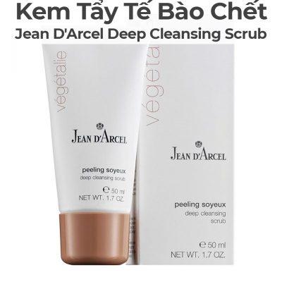 Kem Tẩy Tế Bào Chết Jean D'Arcel Deep Cleansing Scrub-2
