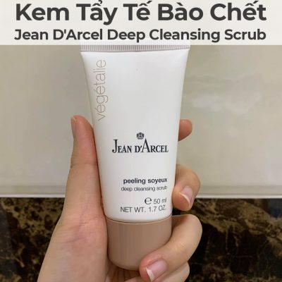 Kem Tẩy Tế Bào Chết Jean D'Arcel Deep Cleansing Scrub-7