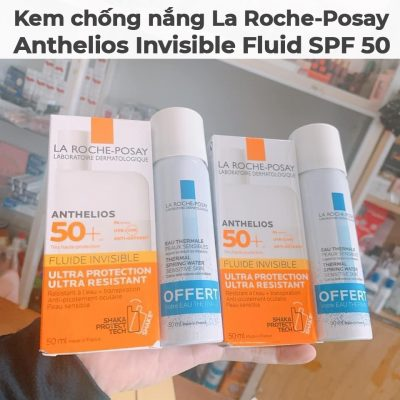 Kem chống nắng La Roche-Posay Anthelios Invisible Fluid SPF 50-6