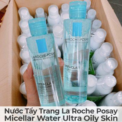 Nước Tẩy Trang La Roche Posay Micellar Water Ultra Oily Skin-1