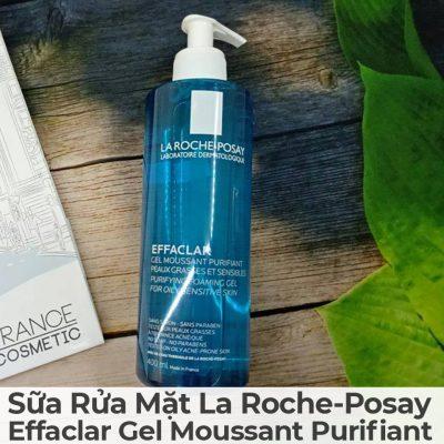 Sữa Rửa Mặt La Roche-Posay Effaclar Gel Moussant Purifiant-1