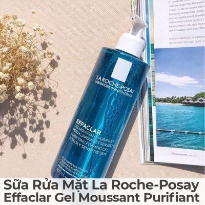 Sữa Rửa Mặt La Roche-Posay Effaclar Gel Moussant Purifiant-14