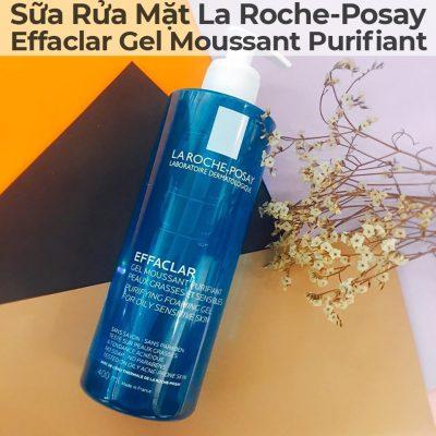 Sữa Rửa Mặt La Roche-Posay Effaclar Gel Moussant Purifiant-17