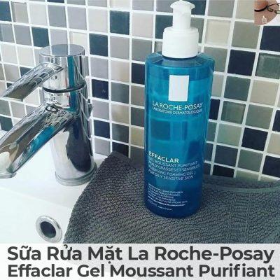 Sữa Rửa Mặt La Roche-Posay Effaclar Gel Moussant Purifiant-2