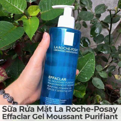 Sữa Rửa Mặt La Roche-Posay Effaclar Gel Moussant Purifiant-3