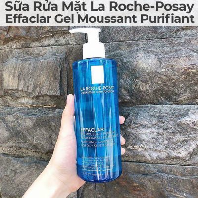 Sữa Rửa Mặt La Roche-Posay Effaclar Gel Moussant Purifiant-4