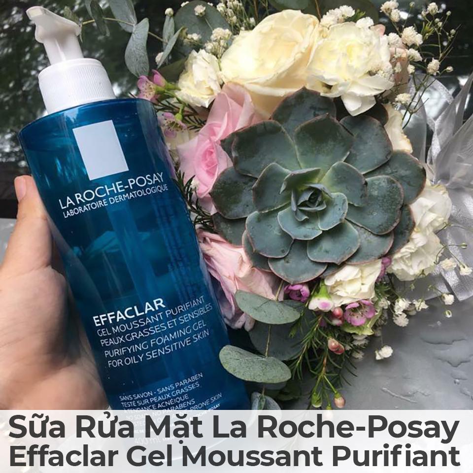 Sữa Rửa Mặt La Roche-Posay Effaclar Gel Moussant Purifiant-5