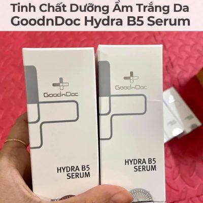 Tinh Chất Dưỡng Ẩm Trắng Da GoodnDoc Hydra B5 Serum-17