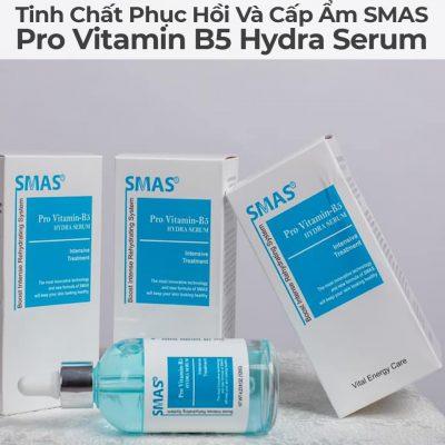 Tinh Chất Phục Hồi Và Cấp Ẩm Smas Pro Vitamin B5 Hydra Serum-15
