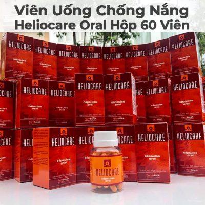 Viên Uống Chống Nắng Heliocare Oral Hộp 60 Viên-15