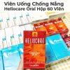 Viên Uống Chống Nắng Heliocare Oral Hộp 60 Viên-4