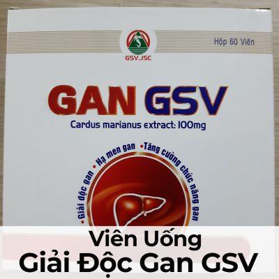 Viên Uống Giải Độc Gan GSV-1