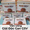 Viên Uống Giải Độc Gan GSV-10