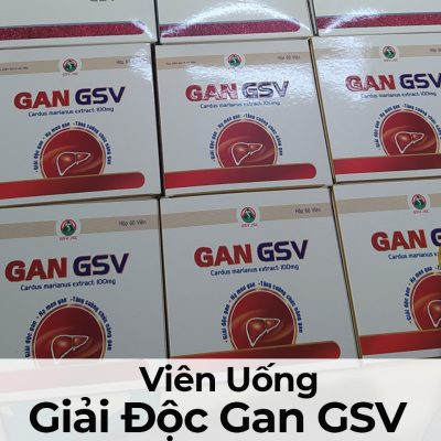 Viên Uống Giải Độc Gan GSV-11