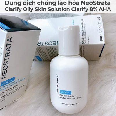 Dung dịch chống lão hóa NeoStrata Clarify Oily Skin Solution Clarify 8 AHA-11