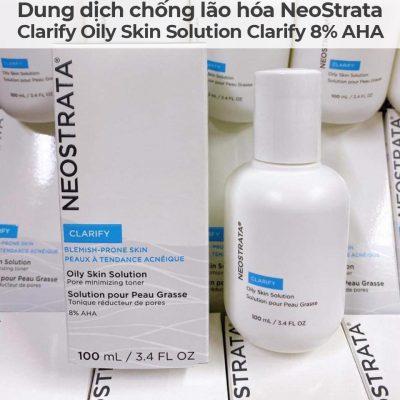 Dung dịch chống lão hóa NeoStrata Clarify Oily Skin Solution Clarify 8 AHA-6