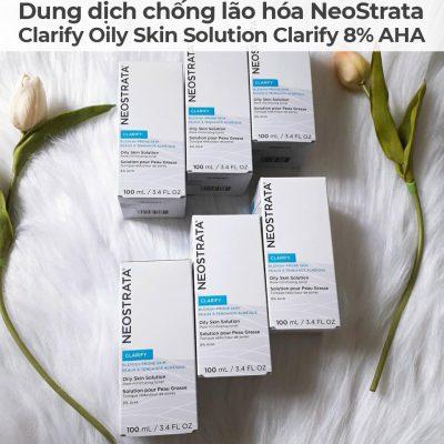 Dung dịch chống lão hóa NeoStrata Clarify Oily Skin Solution Clarify 8 AHA-8