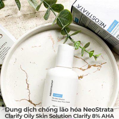 Dung dịch chống lão hóa NeoStrata Clarify Oily Skin Solution Clarify 8 AHA-9