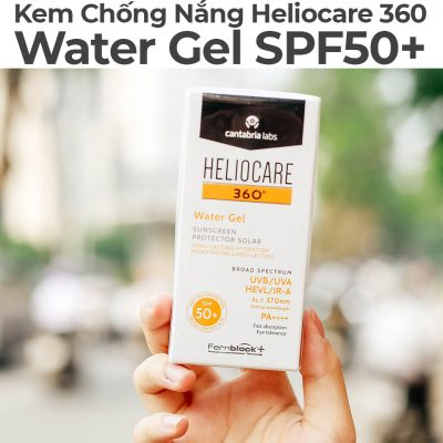 Kem Chống Nắng Heliocare 360 Water Gel SPF50-15