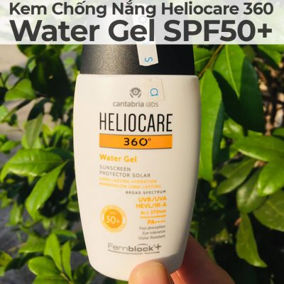 Kem Chống Nắng Heliocare 360 Water Gel SPF50-4