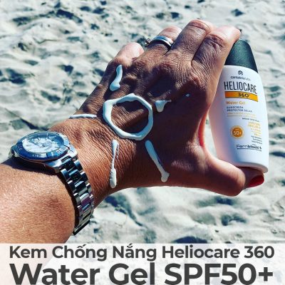 Kem Chống Nắng Heliocare 360 Water Gel SPF50-5
