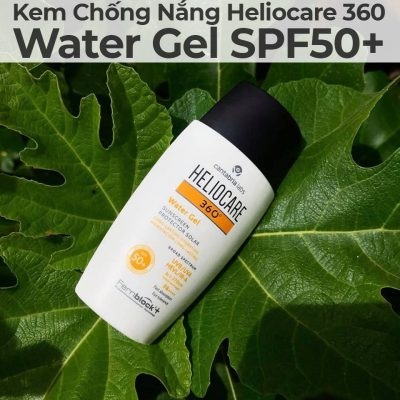 Kem Chống Nắng Heliocare 360 Water Gel SPF50-6