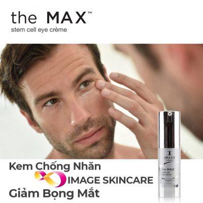 Kem Chống Nhăn Và Giảm Bọng Mắt Image Skincare The Max Stem Cell Eye Creme-8