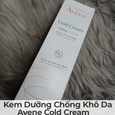 Kem Dưỡng Chống Khô Da Avene Cold Cream-4