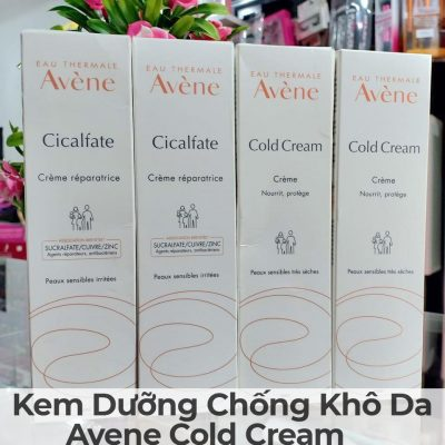 Kem Dưỡng Chống Khô Da Avene Cold Cream-8