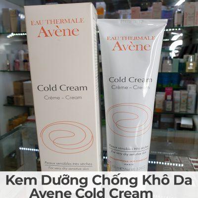 Kem Dưỡng Chống Khô Da Avene Cold Cream-9
