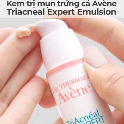 Kem trị mụn trứng cá Avène Triacneal Expert Emulsion-11