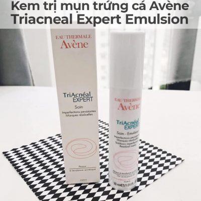 Kem trị mụn trứng cá Avène Triacneal Expert Emulsion-2