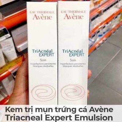 Kem trị mụn trứng cá Avène Triacneal Expert Emulsion-4