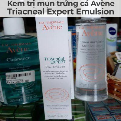 Kem trị mụn trứng cá Avène Triacneal Expert Emulsion-5