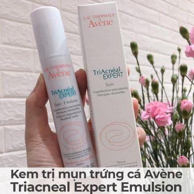 Kem trị mụn trứng cá Avène Triacneal Expert Emulsion-6