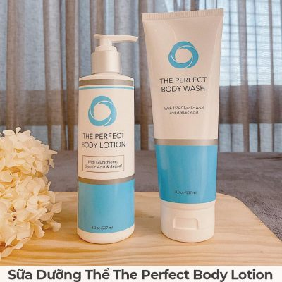 Sữa Dưỡng Thể The Perfect Body Lotion-13