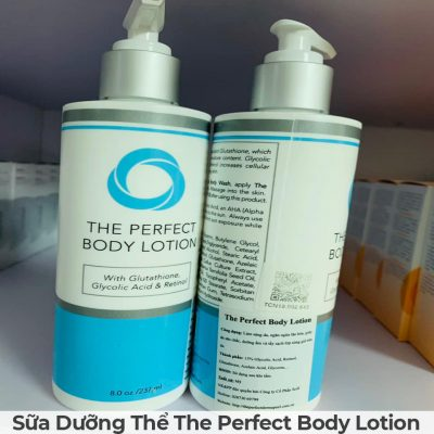 Sữa Dưỡng Thể The Perfect Body Lotion-14