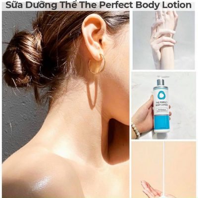 Sữa Dưỡng Thể The Perfect Body Lotion-5