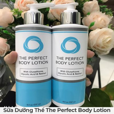 Sữa Dưỡng Thể The Perfect Body Lotion-7
