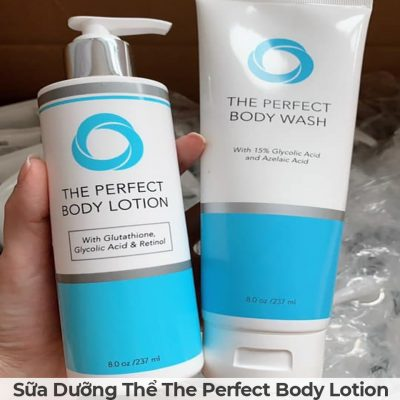 Sữa Dưỡng Thể The Perfect Body Lotion-9
