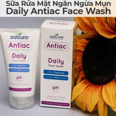 Sữa Rửa Mặt Ngăn Ngừa Mụn Trứng Cá Daily Antiac Face Wash-26