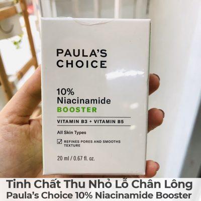 Tinh chất thu nhỏ lỗ chân lông Paula's Choice 10% Niacinamide Booster-8