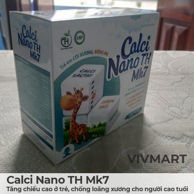 Calci Nano TH Mk7 - Tăng chiều cao ở trẻ, chống loãng xương cho người cao tuổi-13a